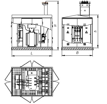 принципиальная электрическая схема микас 10 3